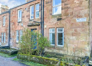 Thumbnail 1 bed flat for sale in Croftbank Crescent, Bothwell