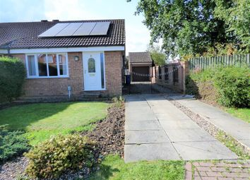 2 bed semi-detached bungalow for sale in Bramble Garth, Beverley, East Yorkshire HU17