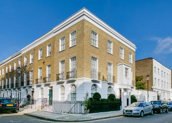 Thumbnail 4 bed end terrace house to rent in Paulton Square, Chelsea, London
