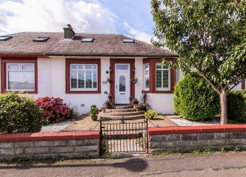 Thumbnail 3 bedroom semi-detached house for sale in 36 Brunstane Bank, Brunstane, Edinburgh
