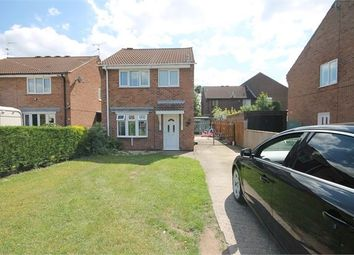 Thumbnail 3 bed detached house for sale in Willow Road, Balderton, Newark, Nottinghamshire.