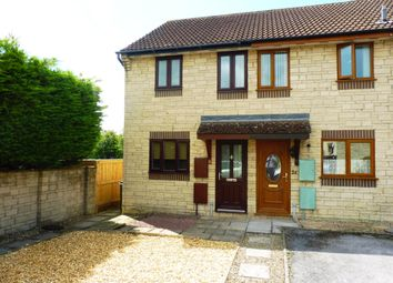 Thumbnail 2 bed end terrace house to rent in Trinity Park, Calne