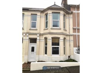 4 bed terraced house to rent in Lipson Avenue, Plymouth PL4