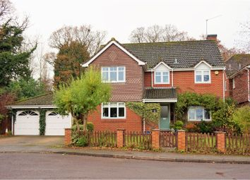 Thumbnail 4 bed detached house for sale in Cover Green, Worcester