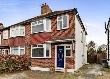 Thumbnail 3 bed semi-detached house for sale in Foxon Lane, Caterham, Surrey, .