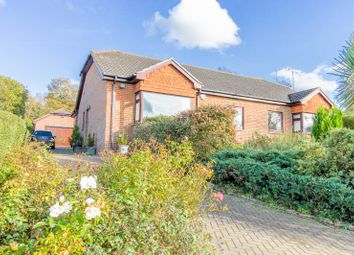 Thumbnail 4 bed bungalow for sale in Shootash, Romsey, Hampshire