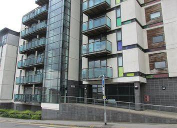 Thumbnail 1 bedroom flat for sale in Lovell House Skinner Lane, Leeds