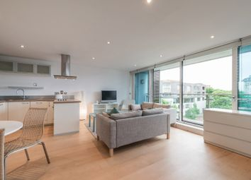 Thumbnail 1 bed flat to rent in Visage Apartments, Winchester Road, London