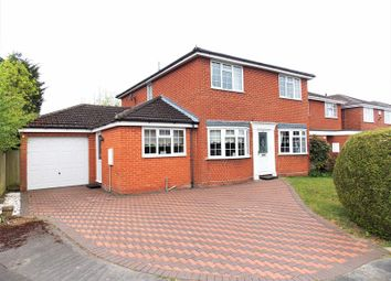 Thumbnail 4 bedroom detached house for sale in Childrey Way, Tilehurst, Reading