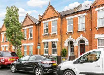 Thumbnail 3 bed flat for sale in Brading Road, London
