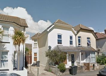 Thumbnail 2 bed maisonette to rent in Southcote Road, Bournemouth