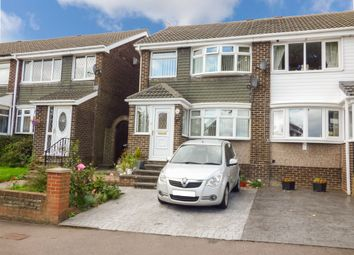 3 bed semi-detached house for sale in Southwold Gardens, New Silksworth, Sunderland SR3