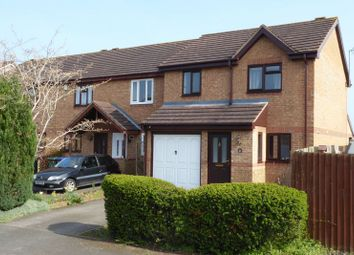 Thumbnail 3 bed semi-detached house for sale in Coopers Green, Bicester