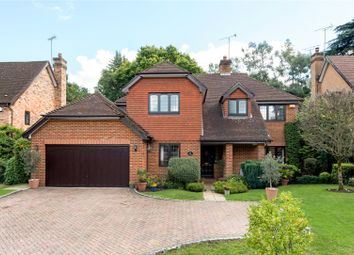 Thumbnail 5 bedroom maisonette for sale in The Links, Ascot, Berkshire