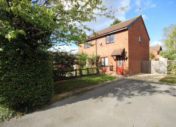 Thumbnail 2 bed semi-detached house to rent in Sheldon Road, Ickford, Aylesbury, Bucks