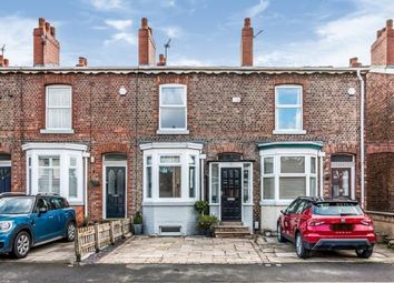 Thumbnail 2 bedroom terraced house for sale in Southern Road, Sale, Cheshire, Greater Manchester