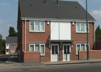 Thumbnail 1 bed flat to rent in Chellaston Road, Shelton Lock, Derby