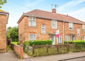 Thumbnail 3 bed semi-detached house for sale in Stevenson Road, Norwich