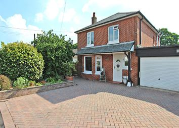 Thumbnail 3 bed detached house for sale in Westbeams Road, Sway, Lymington