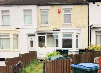 Thumbnail 3 bed terraced house for sale in Pembrook Road, Holbrooks, Coventry