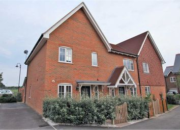 Thumbnail 3 bed end terrace house for sale in Cook Way, Broadbridge Heath, Horsham