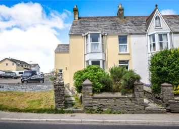 Thumbnail 4 bed end terrace house for sale in High Street, Delabole