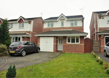 Thumbnail 3 bed detached house for sale in Thornfields, Crewe