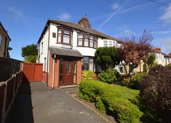 Thumbnail 3 bed semi-detached house for sale in Church Road, Litherland, Liverpool
