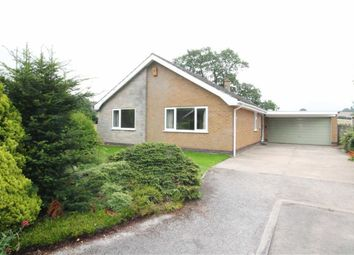 Thumbnail 3 bedroom detached bungalow for sale in Pinfold Crescent, Woodborough, Nottingham