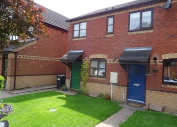 Thumbnail 2 bed town house for sale in Willars Way, Ravenstone, Leicestershire