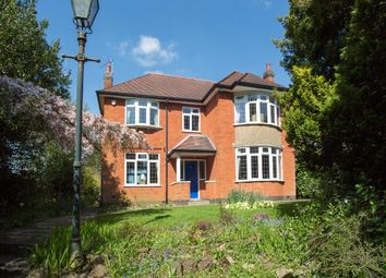 Thumbnail 3 bed detached house for sale in Bilton Road, Rugby