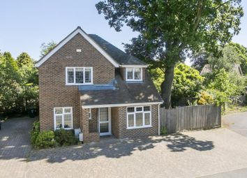 Thumbnail 4 bed detached house for sale in Hadlow Road, Tonbridge