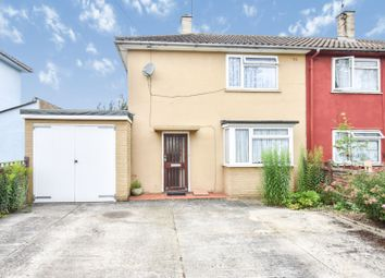 Thumbnail 2 bed end terrace house for sale in Epping Close, Chelmsford