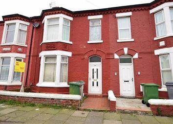 Thumbnail 4 bedroom terraced house for sale in Littledale Road, Wallasey, Merseyside