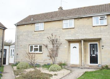 Thumbnail 3 bed semi-detached house for sale in Blunts Hay, Eastleach, Cirencester