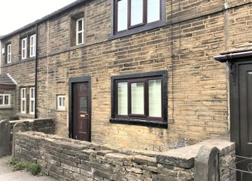 Thumbnail 2 bedroom terraced house for sale in Haworth Road, Allerton, West Yorkshire