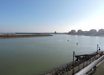 Thumbnail 2 bed flat for sale in Orvis Court, Midway Quay, Sovereign Harbour North, Eastbourne