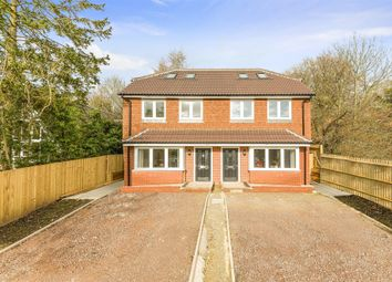 Thumbnail 4 bed semi-detached house for sale in Harding Road, Epsom