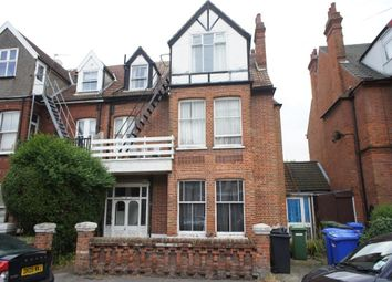 Thumbnail 2 bedroom flat to rent in Sunrise, Lyndhurst Road, Lowestoft