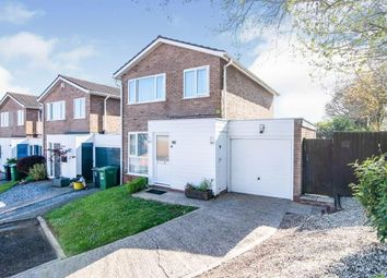 Thumbnail 3 bed link-detached house for sale in Petton Close, Redditch, Worcestershire, .
