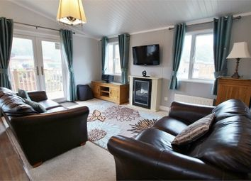 Thumbnail 3 bed mobile/park home for sale in Lakeside 2, White Cross Bay, Windermere