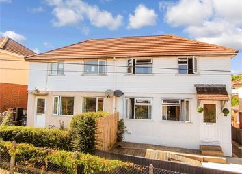Thumbnail 4 bed semi-detached house for sale in Ashburton Road, Highweek, Newton Abbot, Devon.