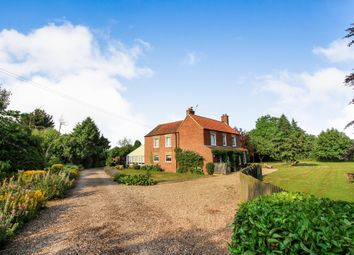Thumbnail 6 bed detached house for sale in Lion Road, Buxton, Norwich