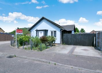 Thumbnail 3 bedroom detached bungalow for sale in Othello Close, Colchester