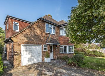 Burpham, Guildford, Surrey GU4. 4 bed detached house