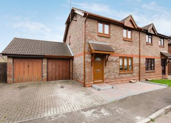 Thumbnail 3 bed semi-detached house for sale in Staffa Close, Wickford