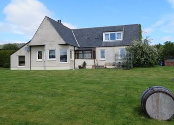 Thumbnail 5 bedroom detached house for sale in Drumarbin, Swordale Road, Dingwall