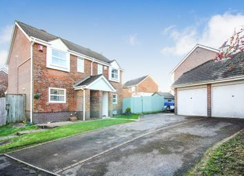 Thumbnail 2 bed semi-detached house for sale in Hadrian Way, Corfe Mullen, Wimborne