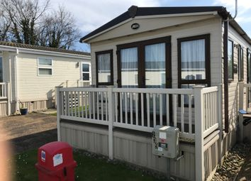Thumbnail 2 bed lodge for sale in Manston Court Road, Kent