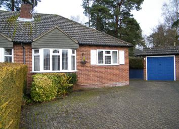 Thumbnail 2 bed bungalow to rent in Kings Keep, Fleet, Hampshire